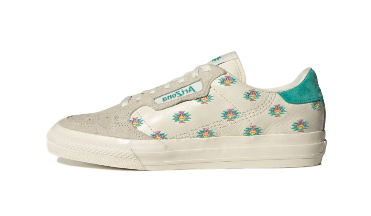 "Arizona Iced Tea x adidas Continental Vulc ""Cream White"""