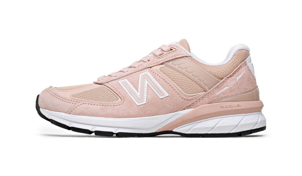 "New Balance 990v5 ""Pink"""