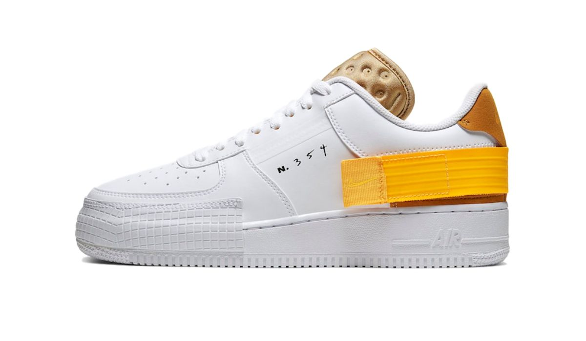 "Nike Air Force 1 Low Type ""Yellow"""