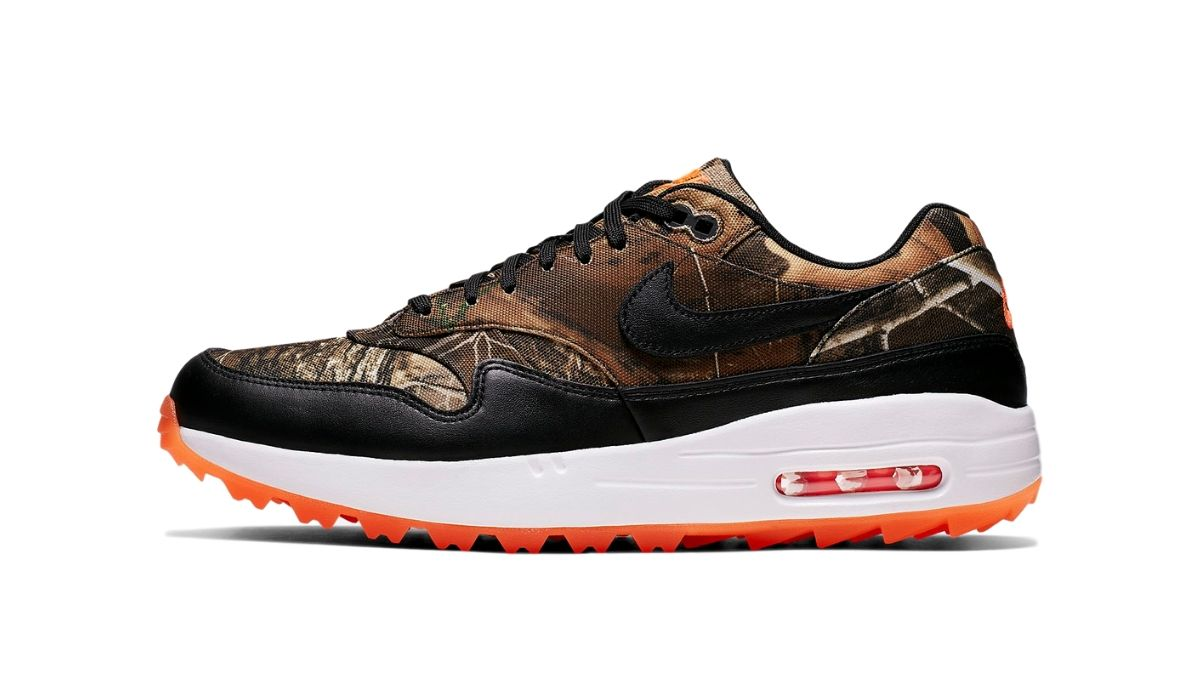 Nike Air Max 1 Golf Realtree Camouflage