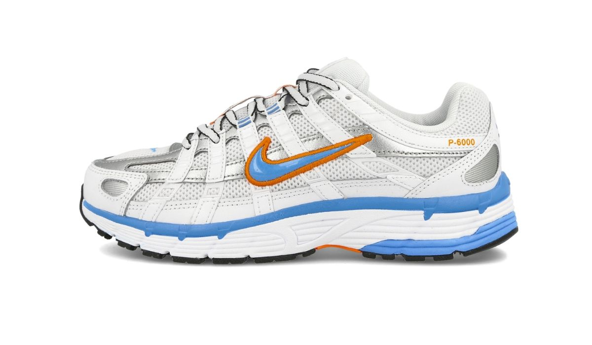 "Nike P-6000 ""White/University Blue"""