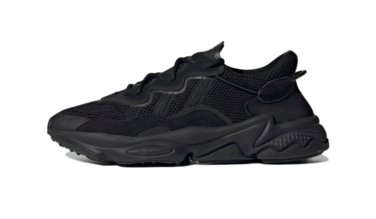 "adidas Ozweego ""Triple Black"""