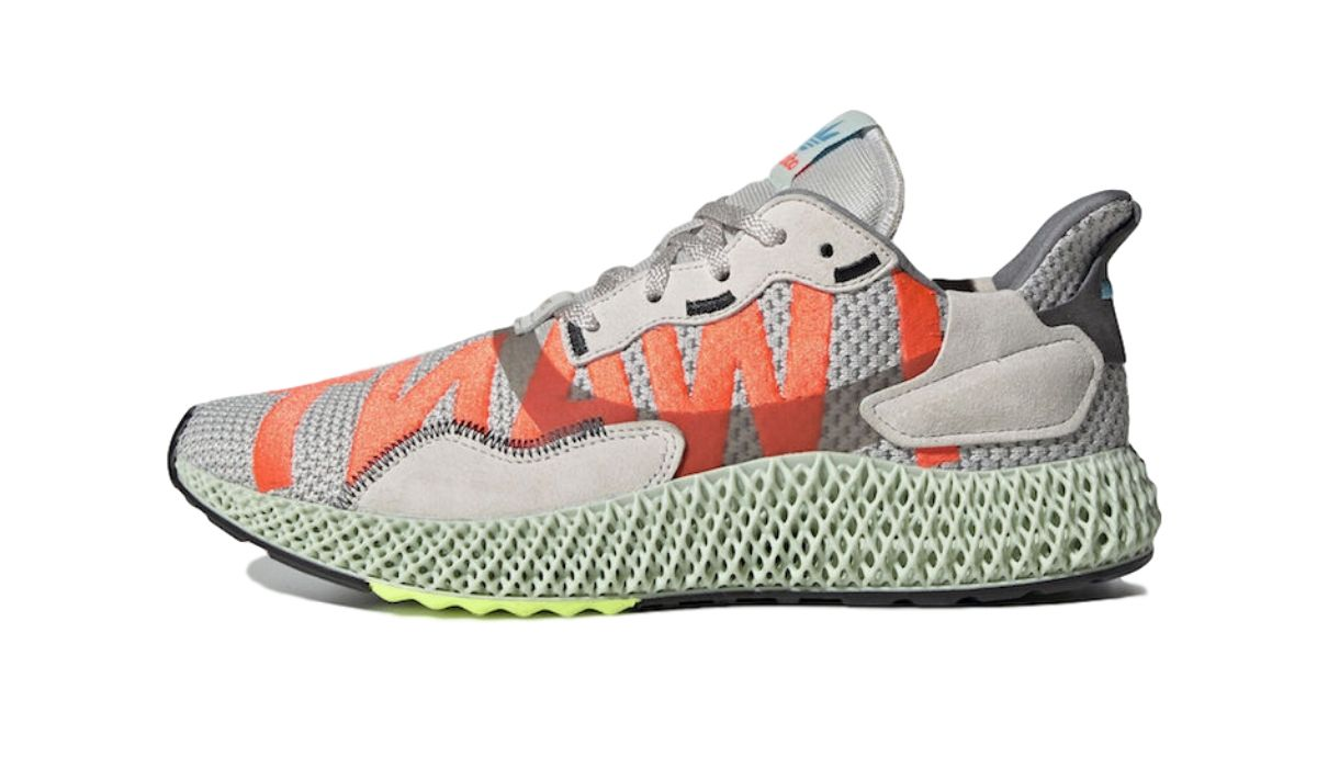 "adidas ZX 4000 4D ""I WANT I CAN"""