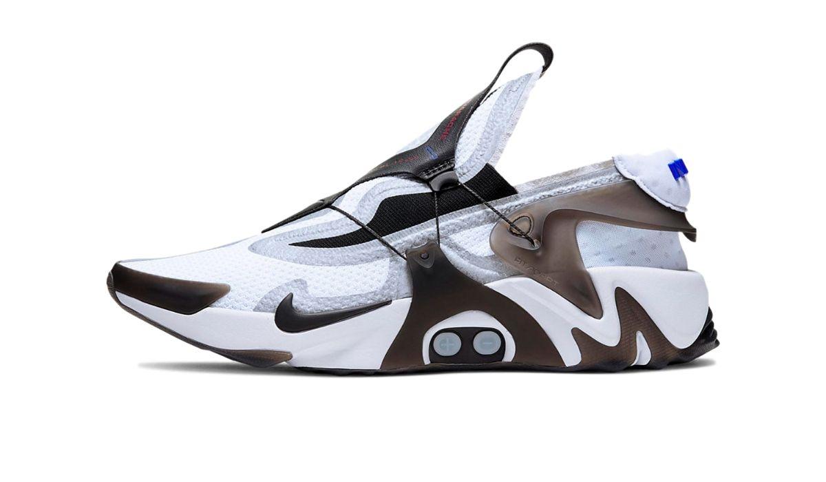"Nike Adapt Huarache ""White/Black"""