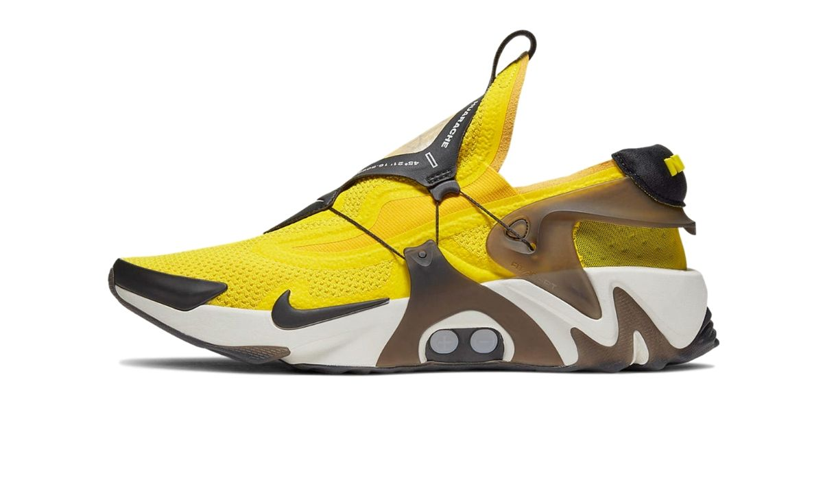 "Nike Adapt Huarache ""Yellow"""