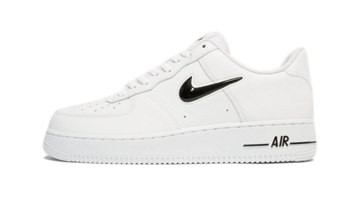 all sort and hvid nike air force