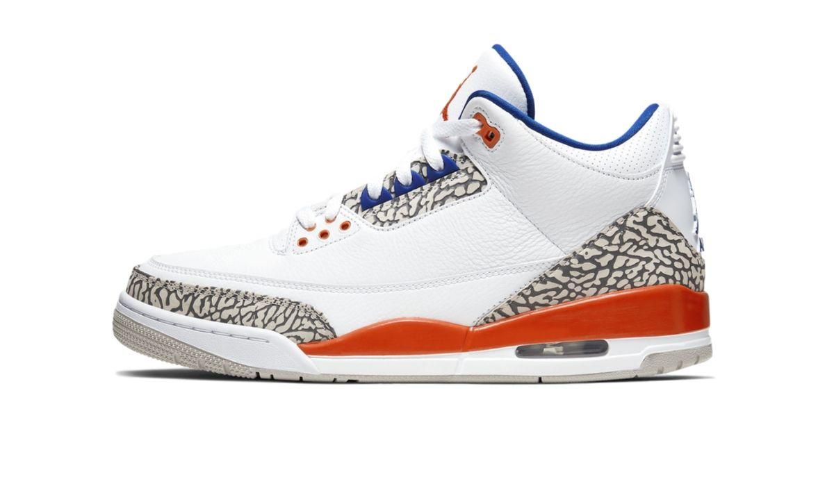"""Nike Air Jordan 3 Retro """"Knicks"""""""