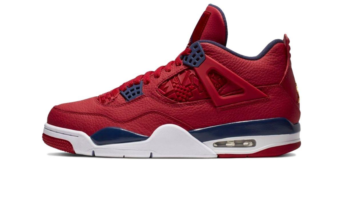 "Nike Air Jordan 4 Retro ""Gym Red"""
