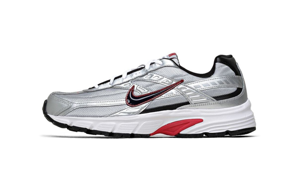 "Nike Initiator ""Silver/Red"""