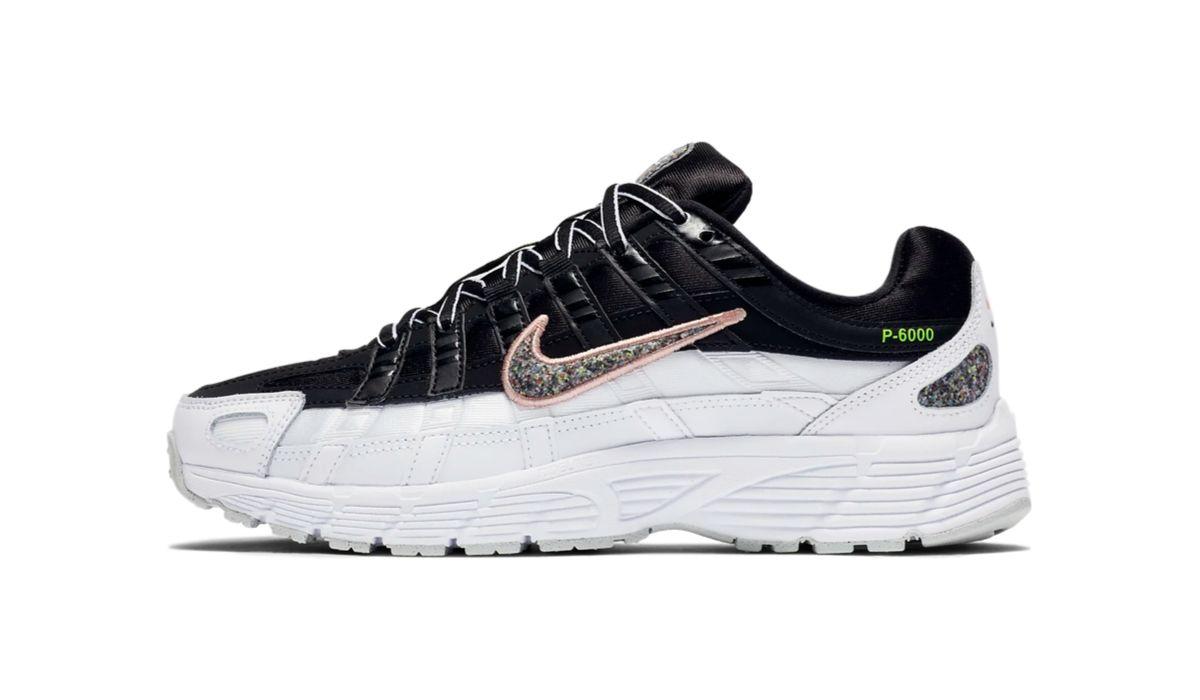"Nike P-6000 Stardust ""Black/White"""