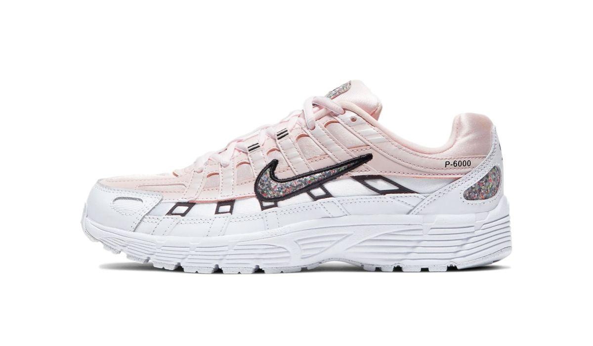 "Nike P-6000 Stardust ""Pink/White"""