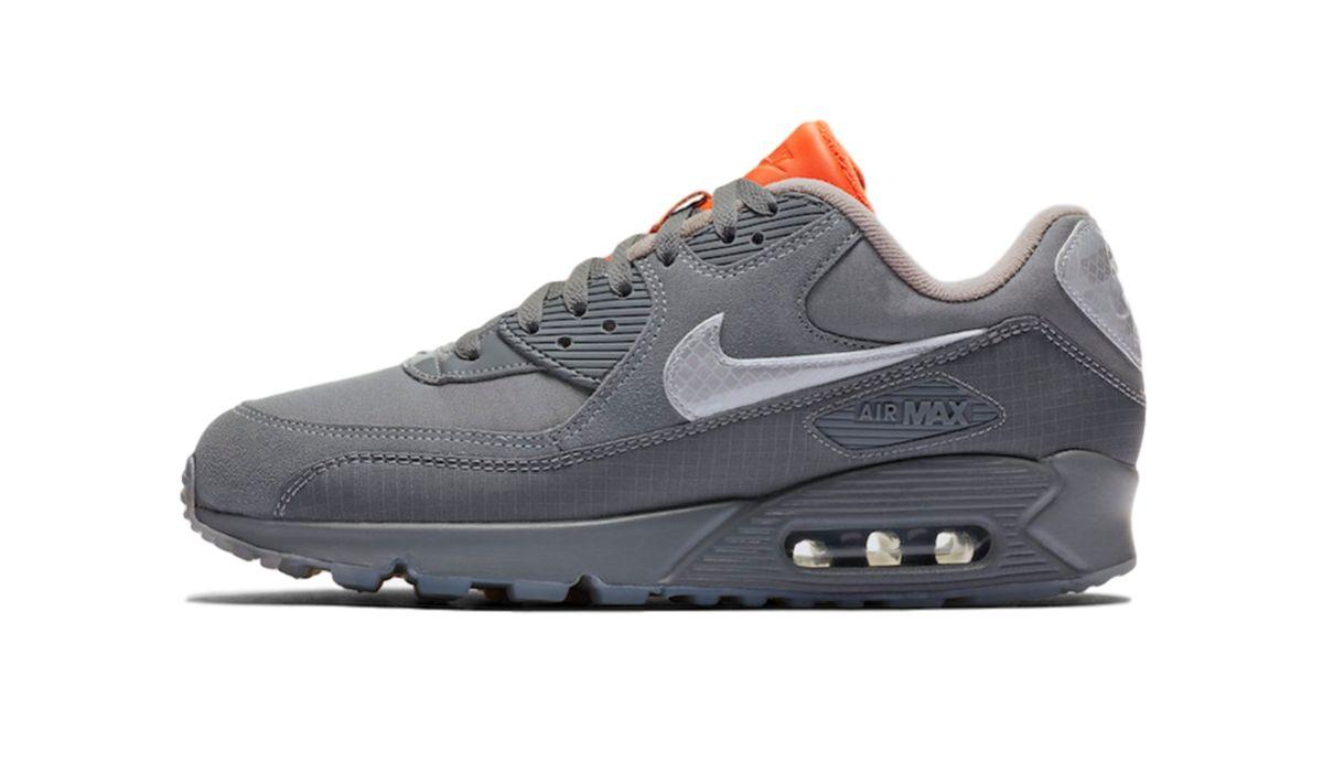 "The Basement x Nike Air Max 90 ""Grey"""