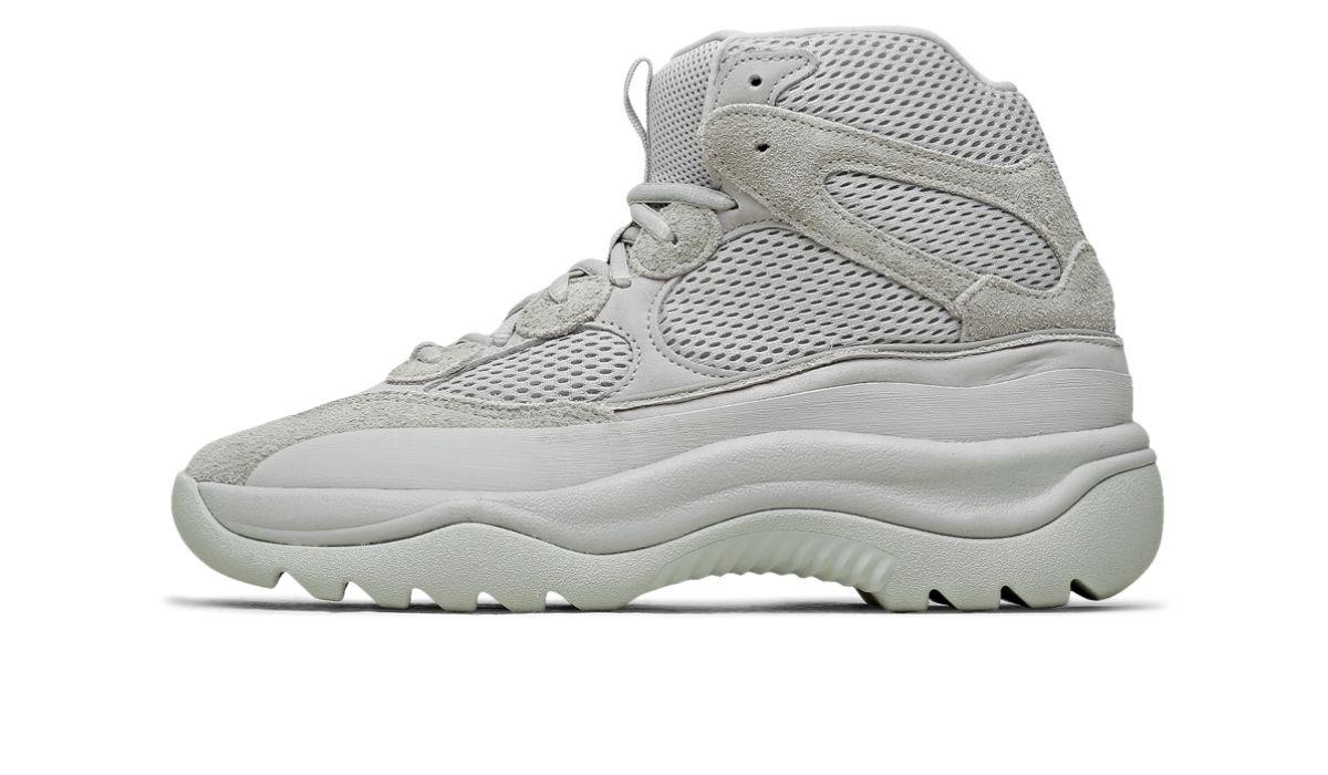 """adidas Yeezy Desert Boot """"Salt"""""""