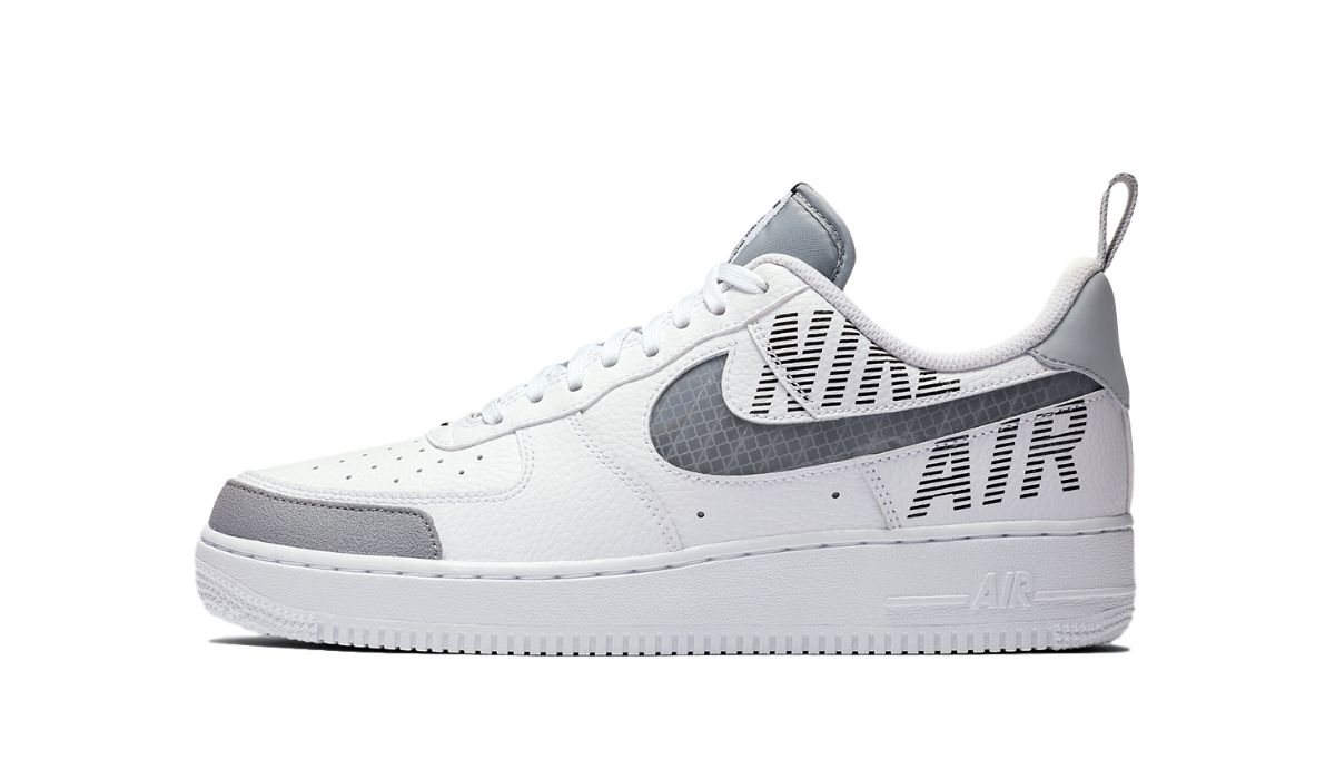 """Nike Air Force 1 3M Under Construction """"White"""""""