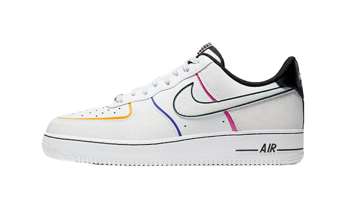 "Nike Air Force 1 ""Day Of The Dead"""