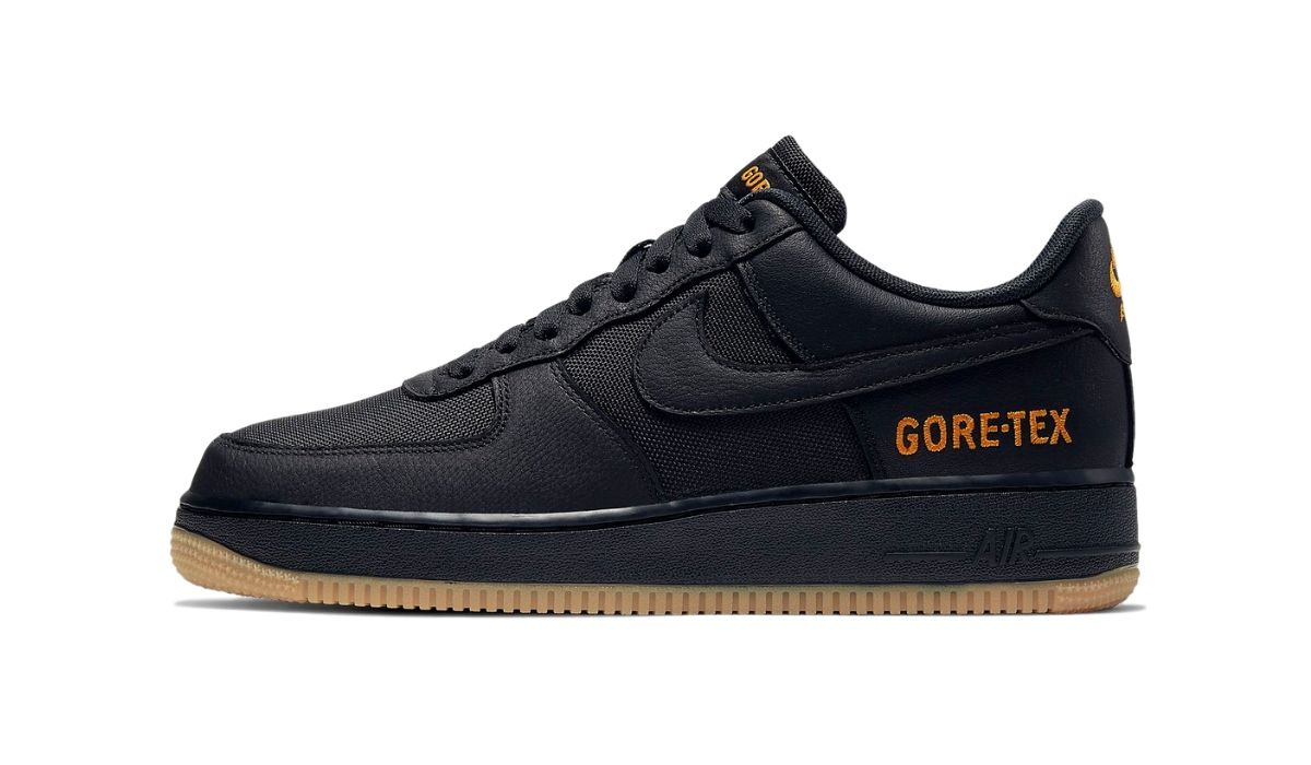 Nike Air Force 1 GORE-TEX Black