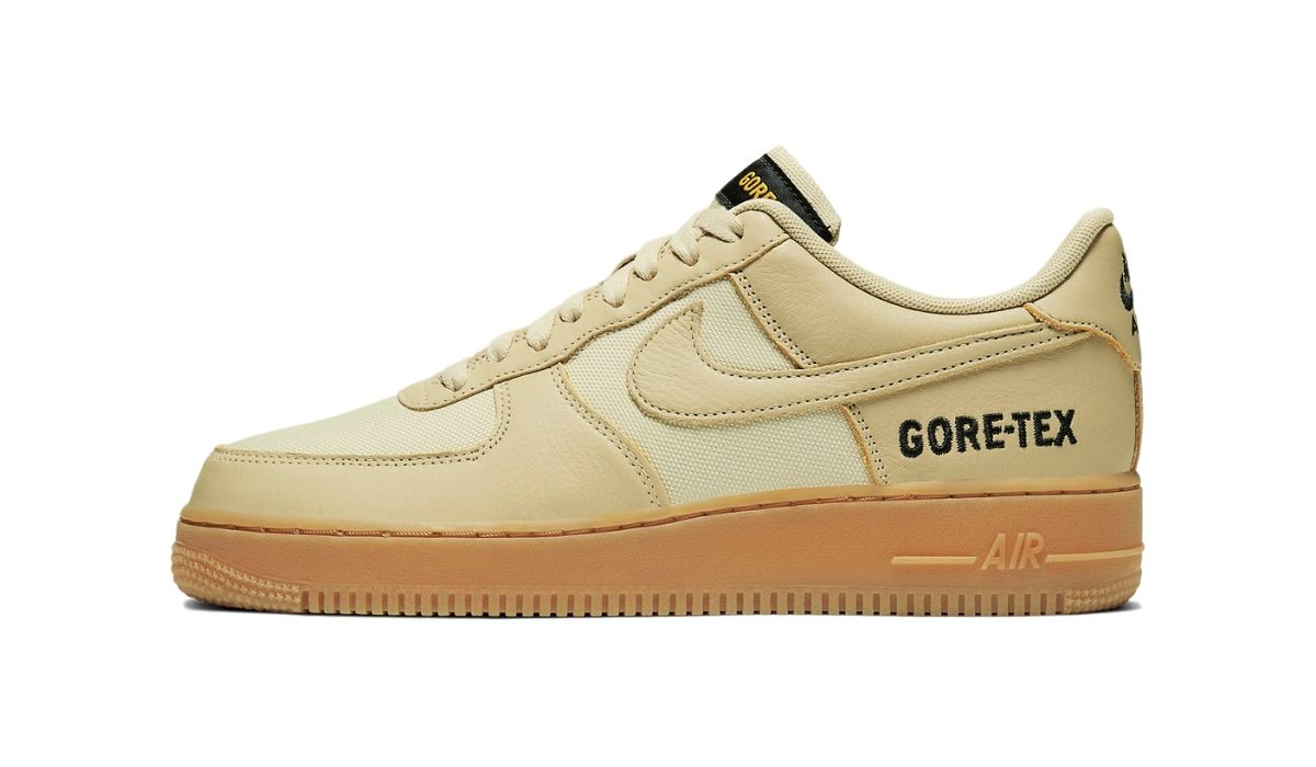 Nike Air Force 1 GORE-TEX Gold