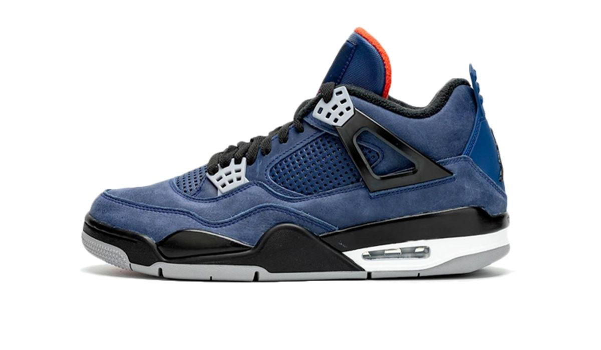 "Nike Air Jordan 4 Winter ""Loyal Blue"""
