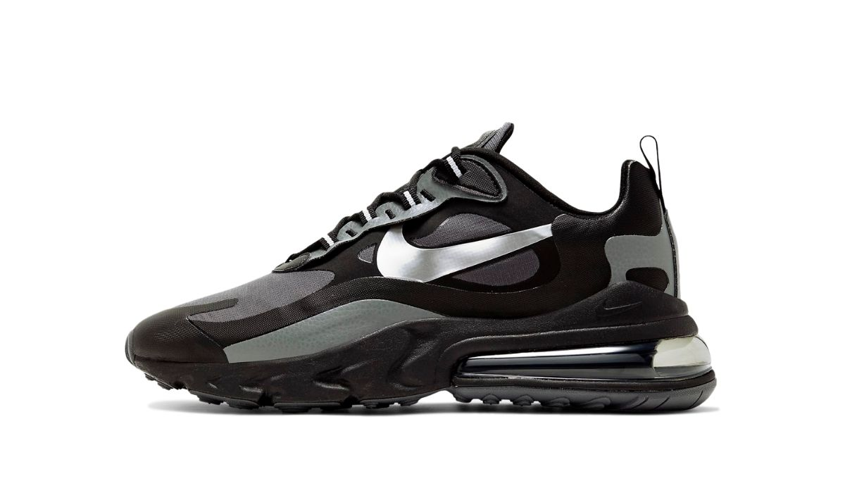 "Nike Air Max 270 React Winter ""Black/Silver"""