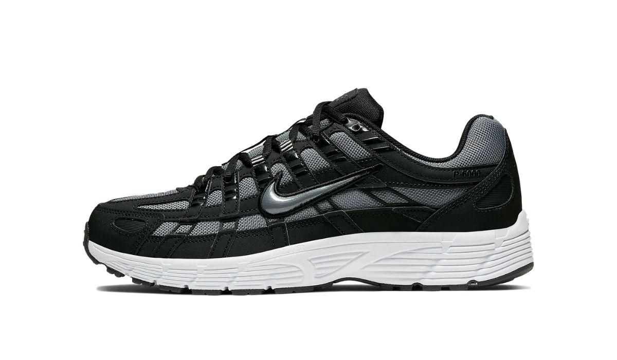 Nike P-6000 Black/Grey
