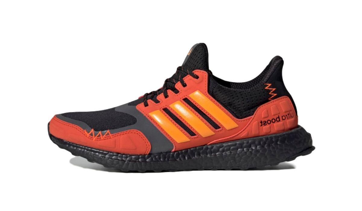 "adidas Ultra Boost S&L Halloween ""Flash Orange"""