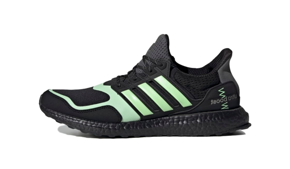 "adidas Ultra Boost S&L Halloween ""Glow Green"""