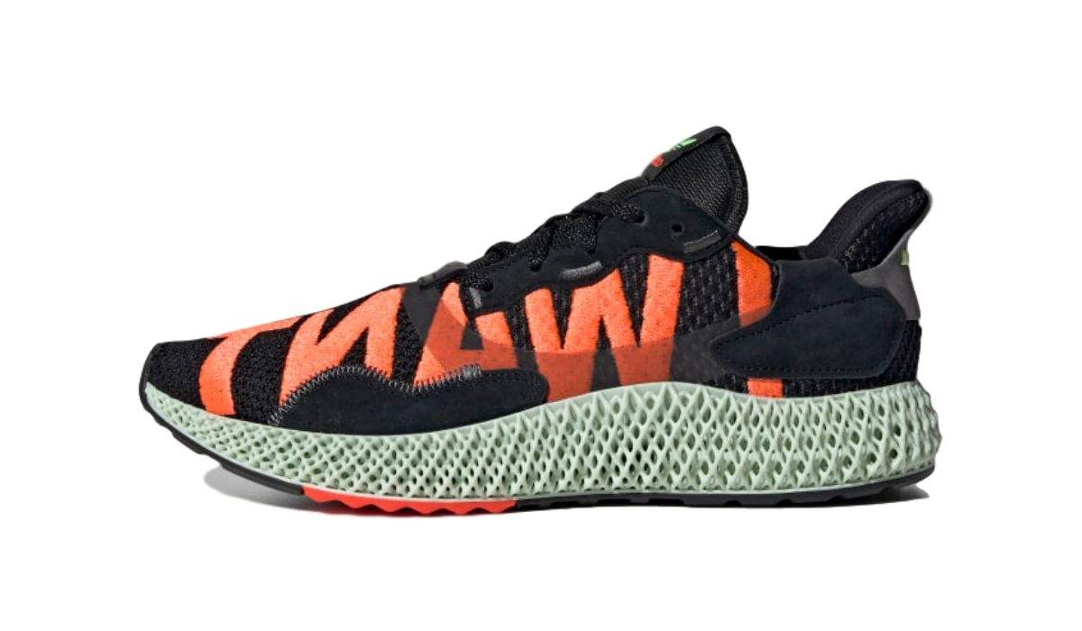 adidas ZX4000 4D I Want I Can Black
