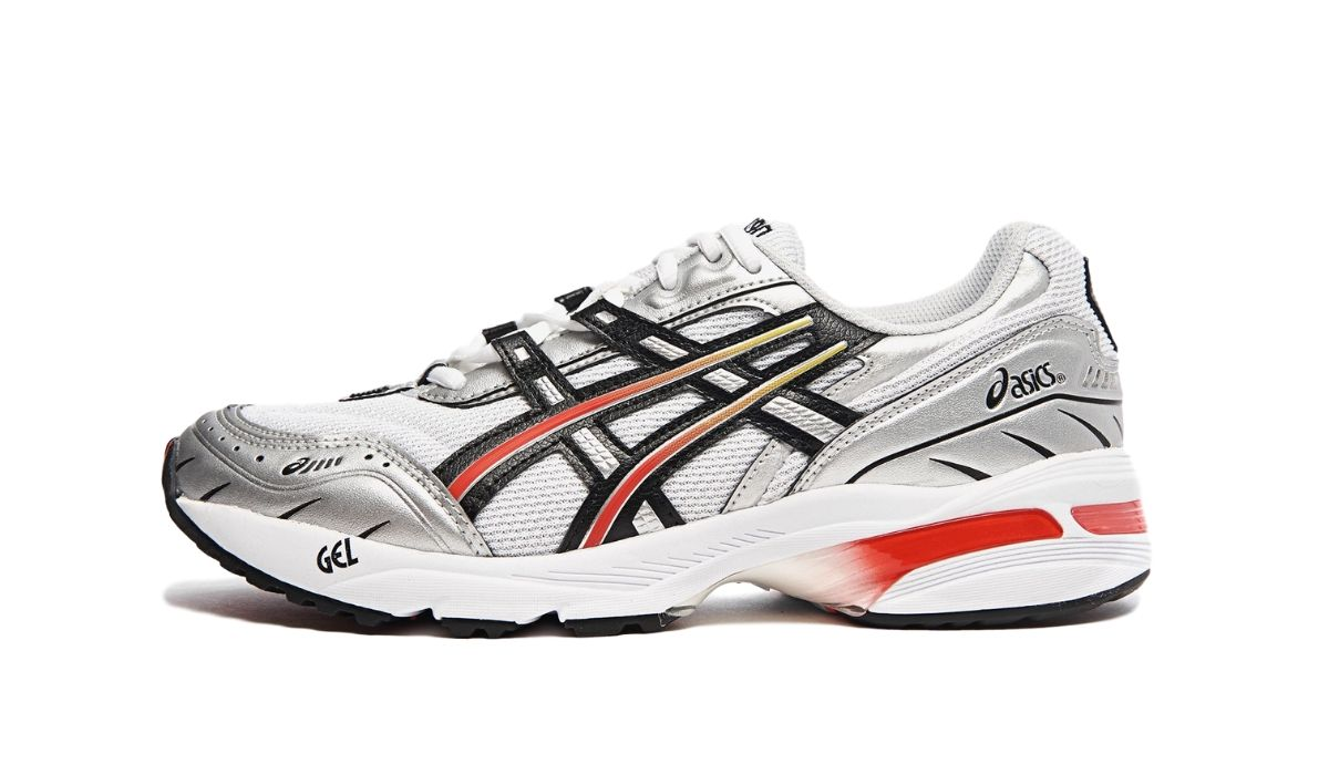 ASICS Gel-1090 White Black