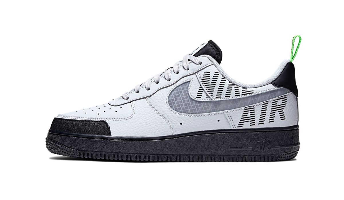 Nike Air Force 1 3M Under Construction Grey