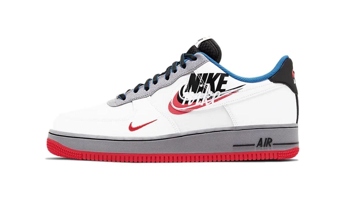Nike Air Force 1 Script White
