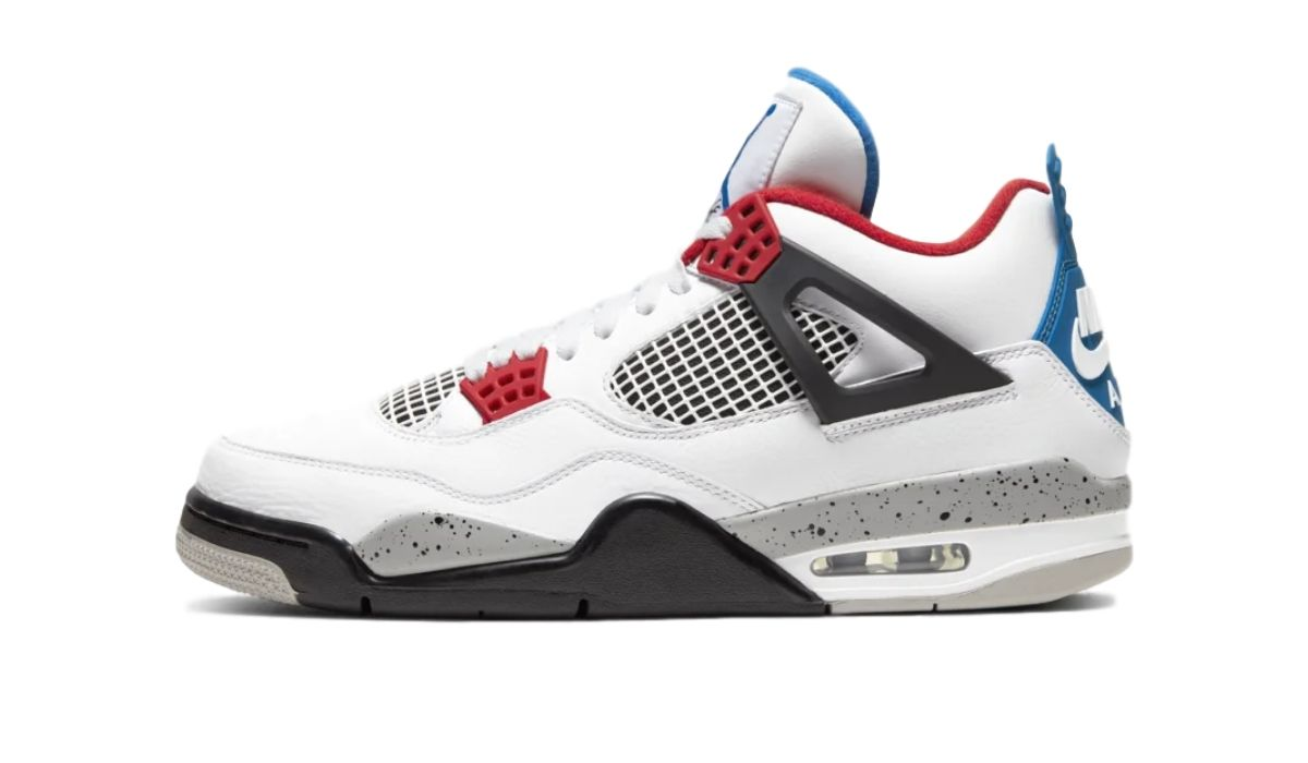 "Nike Air Jordan 4 Retro ""What The"""