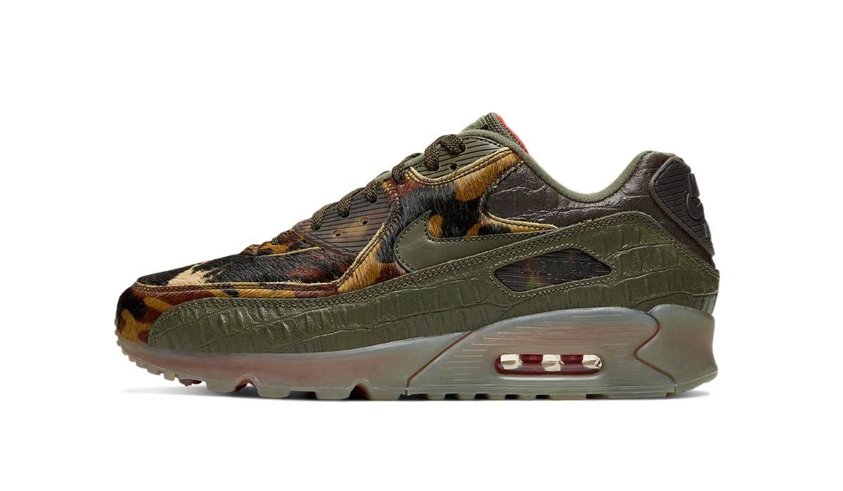 """Nike Air Max 90 """"Croc Camo"""""""