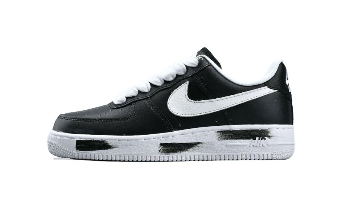 "PEACEMINUSONE x Nike Air Force 1 Low ""Black/White"""