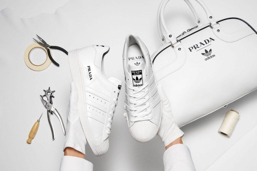 Blondey McCoy udgiver gennemsigtig adidas Superstar
