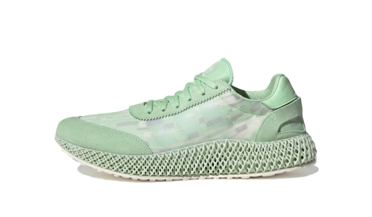 """adidas I-4D Primeknit """"Glow Green"""""""