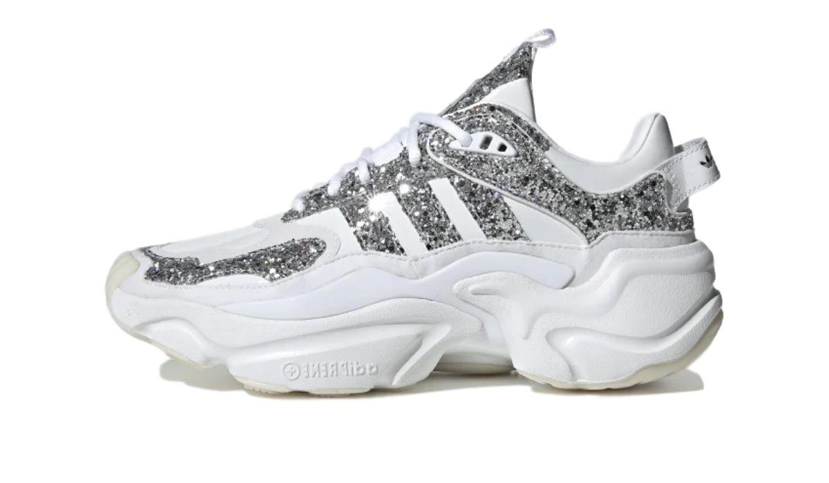 adidas Magmur Runner Glitter White