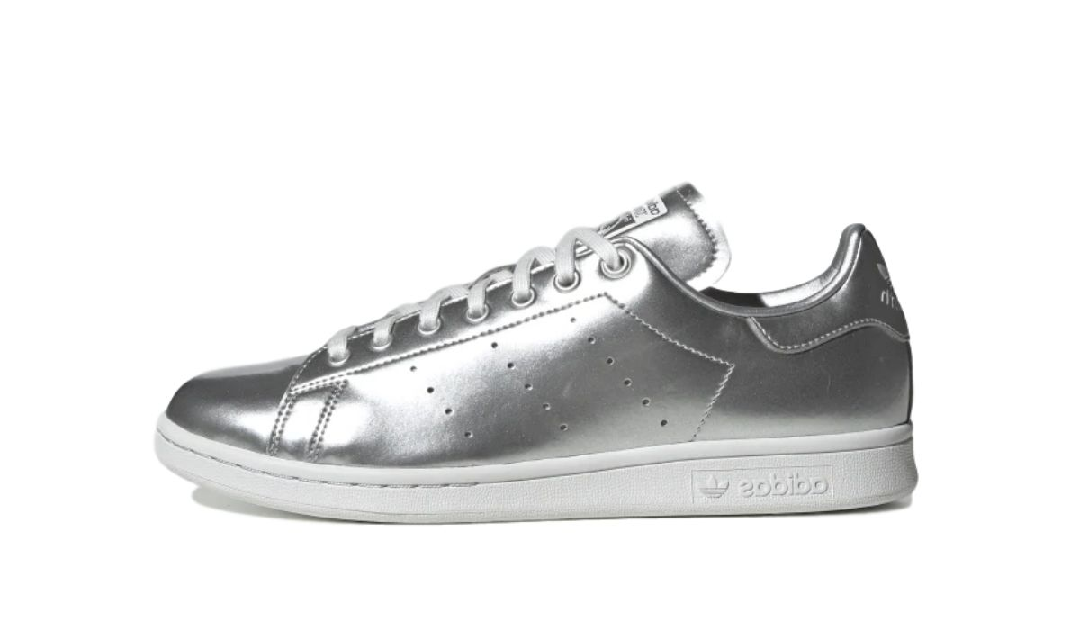 adidas Stan Smith Silver Metallic