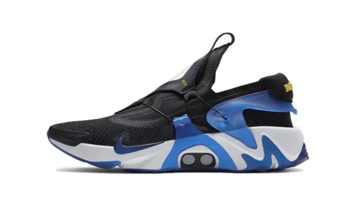 Nike Adapt Huarache Racer Blue