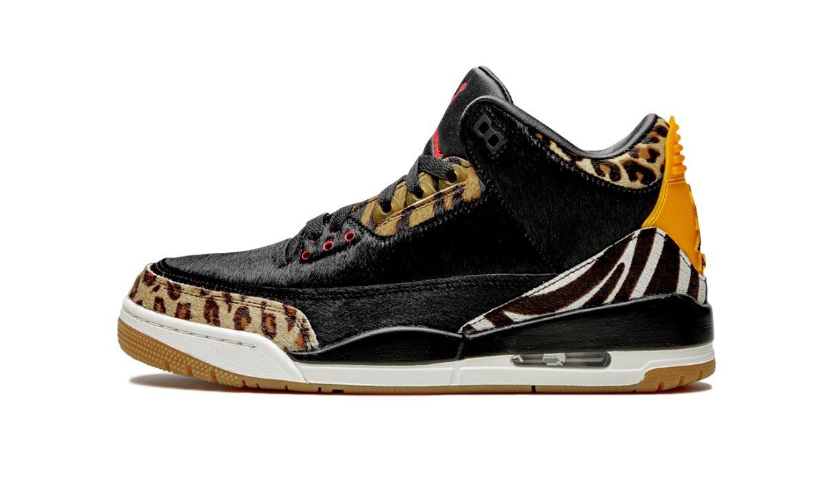 """Nike Air Jordan 3 Retro SP """"Animal"""""""