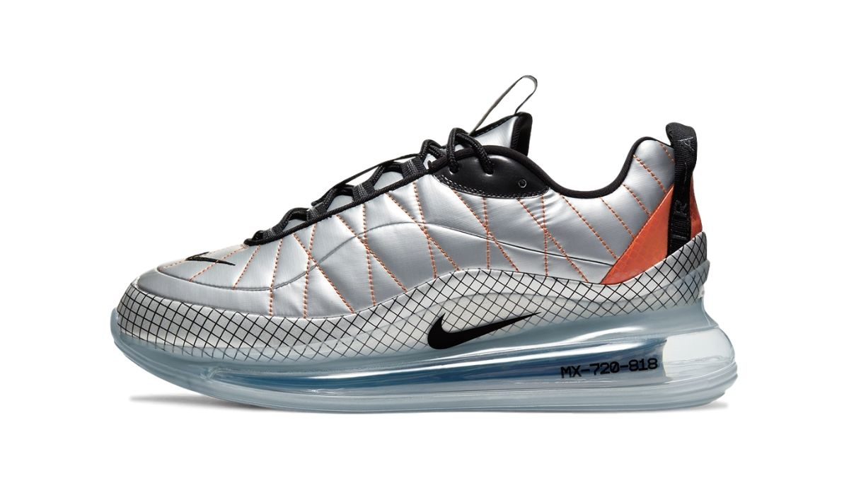 """Nike Air Max 720-818 """"Metallic Silver"""""""