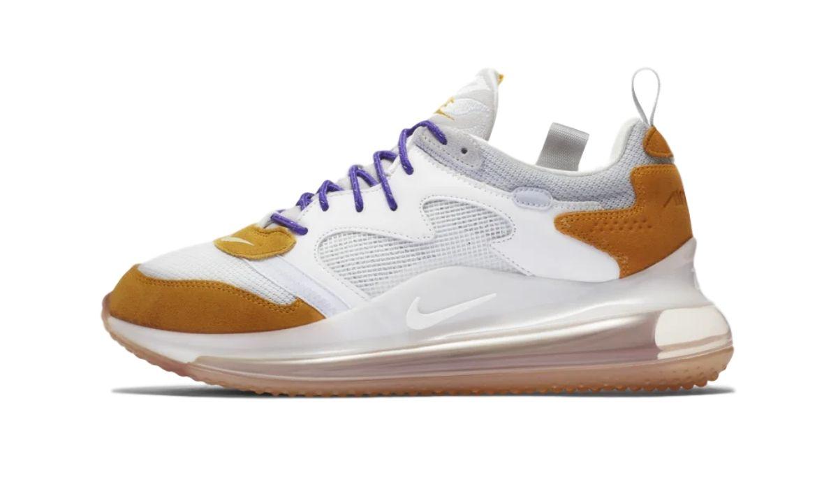 Nike x OBJ Air Max 720 Canyon Gold/Hyper Grape