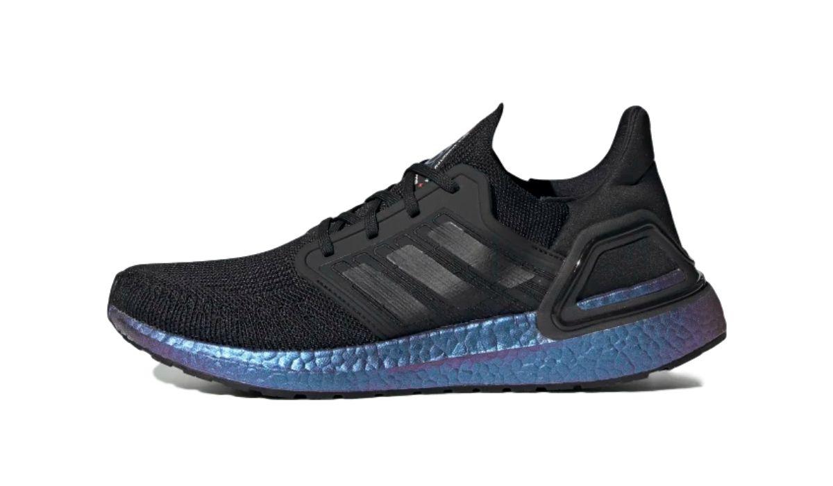 "adidas Ultra Boost 20 ""Black/Blue"""