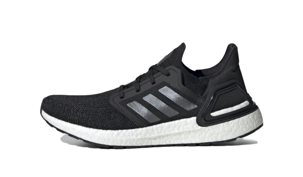 adidas Ultra Boost 20 Black White