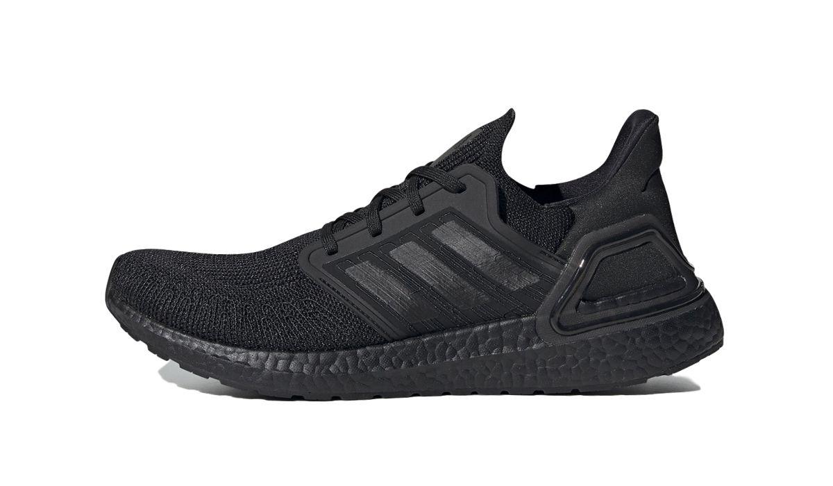 "adidas Ultra Boost 20 ""Triple Black"""