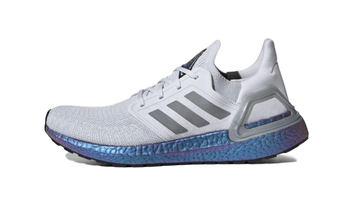 "adidas Ultra Boost 20 ""White/Blue"""