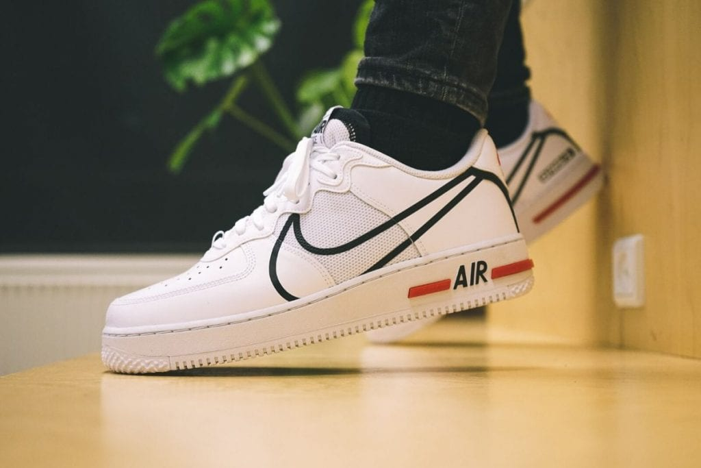 Nike Air Force 1 Low NBA Paris Game | Køb sneakeren her