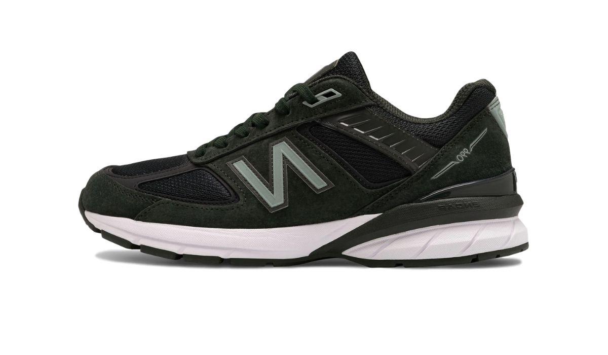 New Balance 990v5 Green