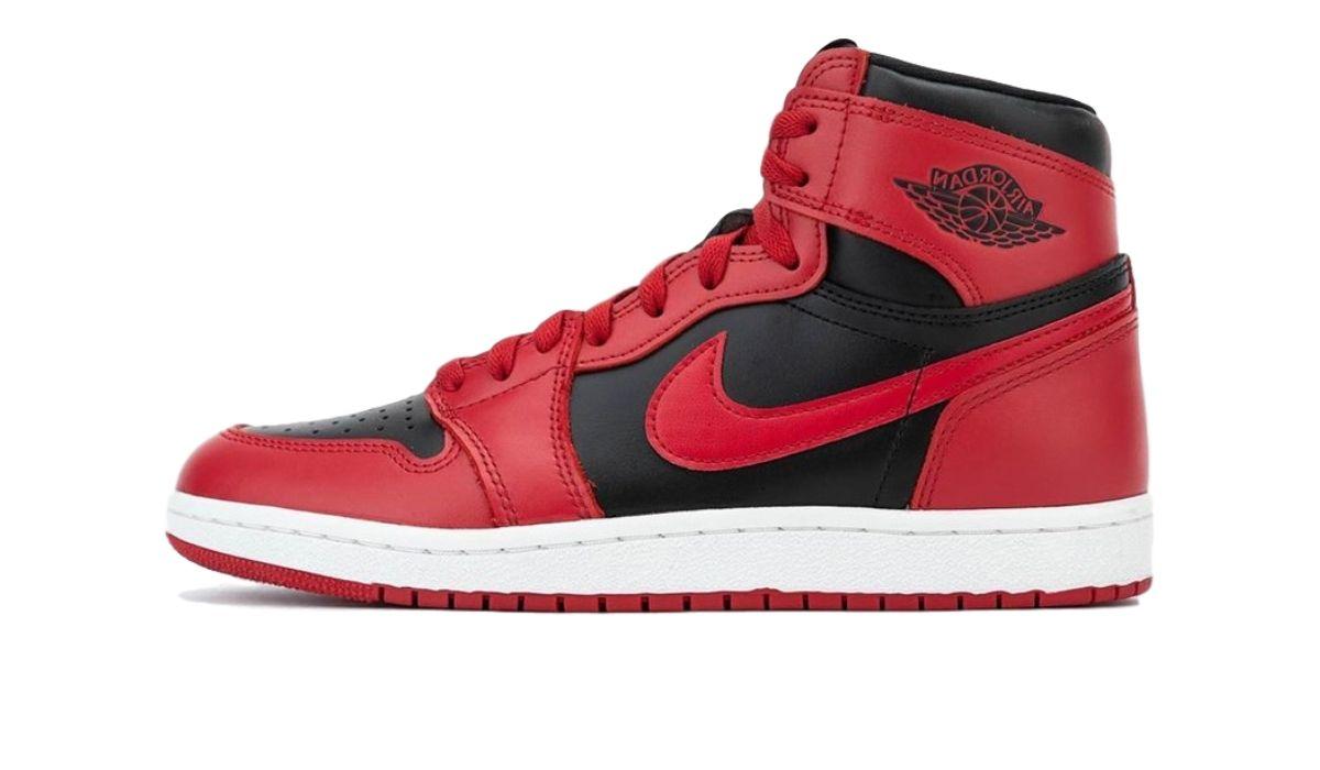 Nike Air Jordan 1 Hi '85 Varsity Red