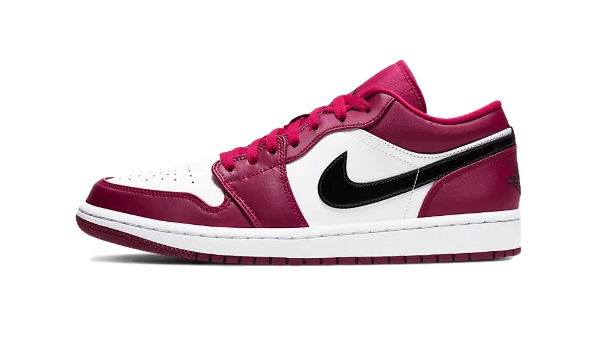 Nike Air Jordan 1 Low Noble Red