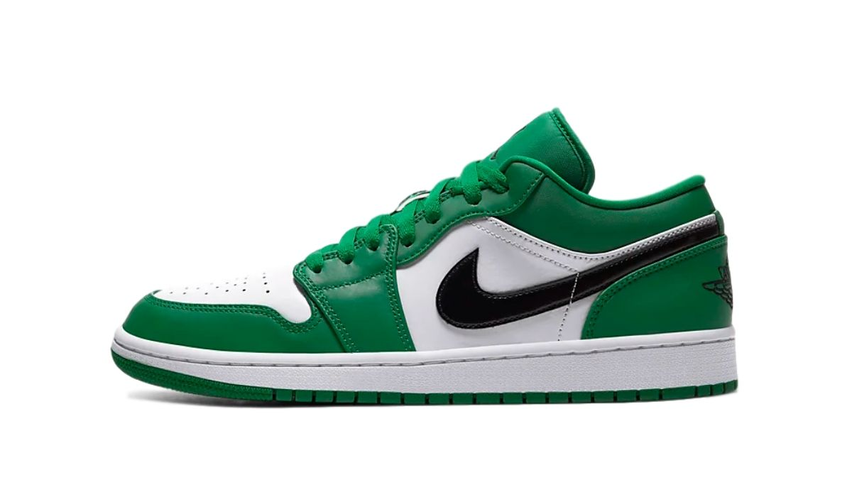 Nike Air Jordan 1 Low Pine Green